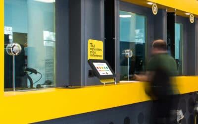 Terminales de Autogestión EXO T10 para Western Union