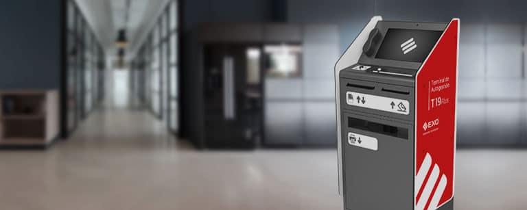 kiosco multimedia autoservicio para áreas de recursos humanos