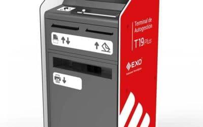 EXO presenta la Terminal T19 Plus