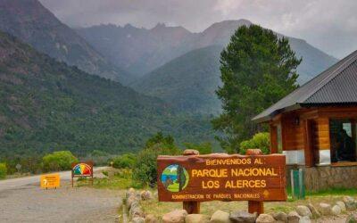 EXO en el Parque Nacional Los Alerces